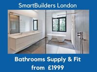 Bathrooms / Kitchens / General Building / Extensions & Loft Conversions / Plumbing&Heating / Gas