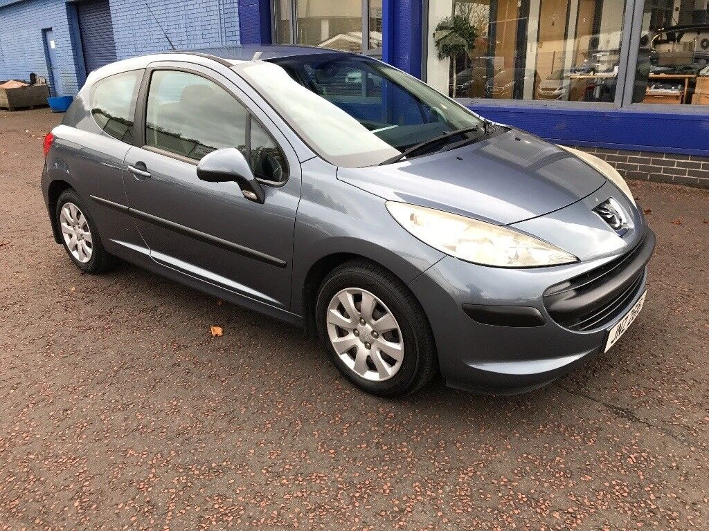 2006 Peugeot 207 S 1.4 hdi 3dr