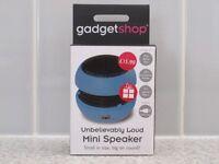 Gadget Shop Mini Capsule Speaker