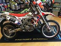💥2014 Honda Crf 450 immaculate condition💥