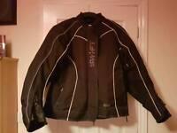 Ladies Motorcycle Jacket size16-20