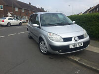 Very Good Condition & low mileage Renault Grand Scenic 7 Seater family Car