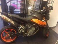 Ktm 990 supermoto motorbike & tmax 500 parts for sale