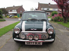 Mini copper 1275 with sport pack