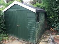 7x7 shed