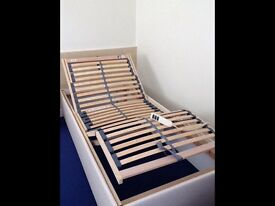 Sweet Dreams 3' Supreme Adjustamatic Electric Single Bed