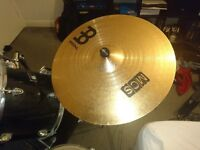Meinl MCS 20'' Ride Cymbal with stand (price negotiable)