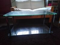 Table(can use as tv stand)