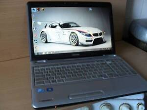 TOSHIBA L500 15 INCH LAPTOP - NEW BATTERY FITTED Cooks Hill Newcastle Area Preview