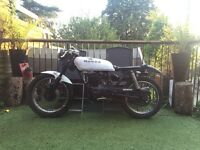 Honda CB50 dream50 superdream 50cc retro Bike barn find restoration