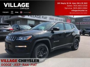 2017 Jeep Compass Sport|4x4|DEMO||Bluetooth|Only 68kms