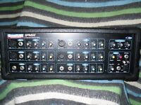 FOR SALE - A SOUND LAB SIX CHANNEL MIXER AMPLIFIER IN NEW CONDITION