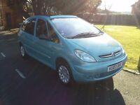 2003 Citroën Xsara Picasso HDI Exclusive 2.0l