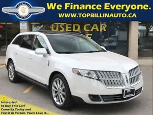 2011 Lincoln MKT EcoBoost, Fully Loaded, Only 99K kms