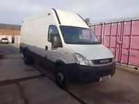 IVECO DAILY 70C17 3.0L TWIN WHEELER EXTRA HIGH TOP 2011REG FOR SALE