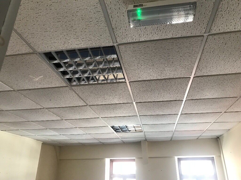 Used Suspended Ceiling Tiles Very Low Price In Ipswich Suffolk