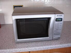 SHARP MICROWAVE OVEN 800w STILL FOR SALE