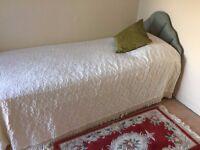 single double drawer divan bed