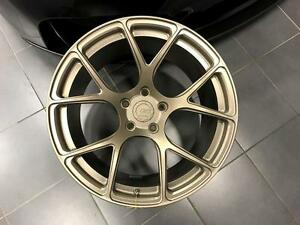 "BMW M3 / M4 19"" BC Forged RZ05 wheel set (NEW) 2015+ models"