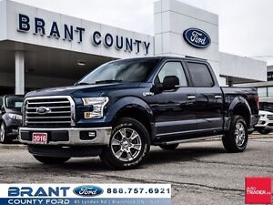 2016 Ford F-150 XLT - CLEAN CARPROOF!