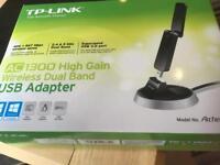 Wireless adaptor reduced
