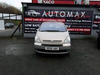 Lovely 2007 CITROEN PICASSO 1.6 DESIRE 5DR MPV ONLY 50K WITH HISTORY