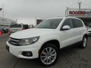 2013 Volkswagen Tiguan - HIGHLINE - NAVI - LEATHER