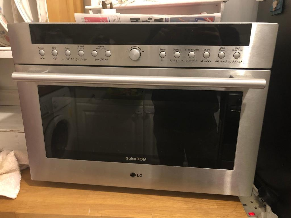 Lg Solar Dom Oven Microwave In Finchley London Gumtree