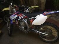 Yamaha 250 yzf