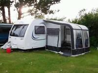 Bradcot aspir air 260 inflatable awning