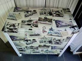Bespoke Chest of 3 Drawers