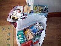 Approx 60+ mixed adult paperbacks