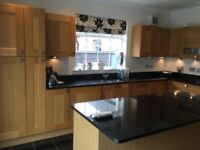 Black granite worktops for sale with sink