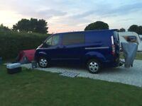 Ford Transit Custom Campervan Day van RARE lo mileage NO VAT professional best conversion