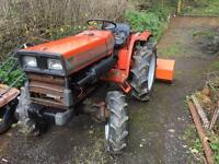 4x4 diesel tractor