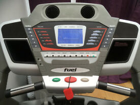 Fuel Fitness Motorized Treadmill