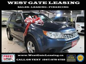 2011 Subaru Forester AWD | BLUETOOTH |
