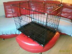 Brand new dog crate