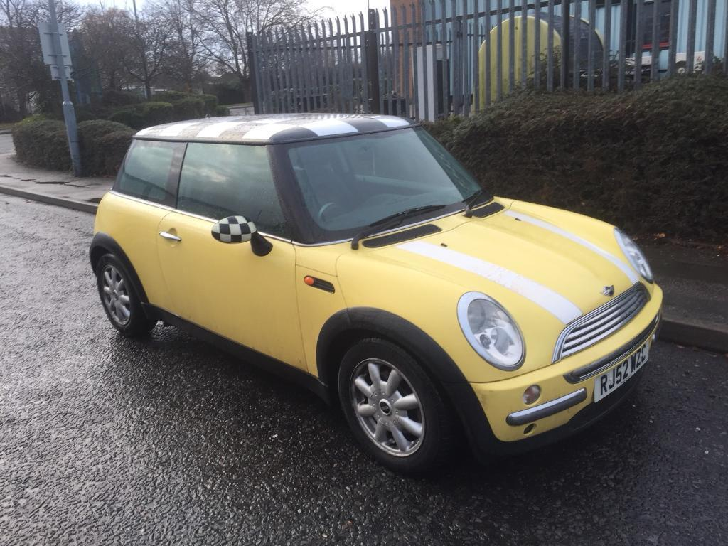 2003 MINI COOPER 1.6 LOVELY CAR BARGAIN!!!
