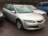 Mazda 6 2.0 Diesel 2006 For Breaking