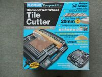 PLASPLUGS Compact Plus Diamond Tile Cutter