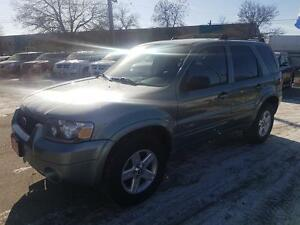 2006 Ford Escape Hybrid XLT **95 000km's**