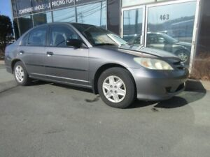2004 Honda Civic AUTO SEDAN