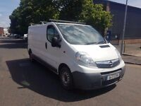 VAUXHALL OPEL VIVARO 2900 LWB 1.9CD IRISH DOC's 3 SEATS 2006REG FOR SALE