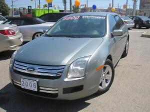 2006 FORD FUSION SE | Gas Saver • Unbelievable!