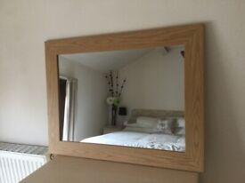 Mirror - lovely big mirror 84 x 64cm .