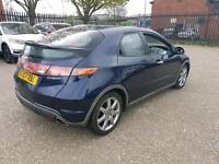 2007 HONDA CIVIC 2.2 CTDI DIESEL EXECUTIVE