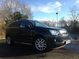 CHEAPEST! 2013 Vauxhall Antara 2.2cdti 4x4 39k Cat D PX/Swap possible