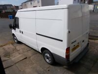 Ford transit mwb, medium high roof, for sale.