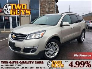 2013 Chevrolet Traverse 1LT ALL STAR EDITION SKYSCAPE ROOF